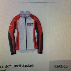 Porsche women's racing jacket